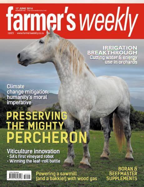 Farmer's Weekly - 17 June 2016