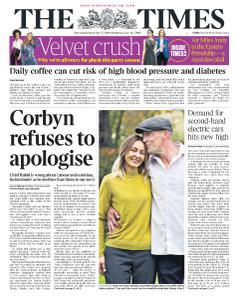 The Times - 27 November 2019