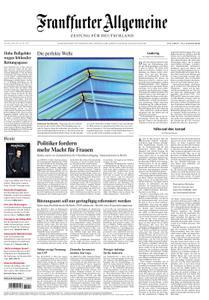Frankfurter Allgemeine Zeitung F.A.Z. - 09. März 2019