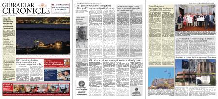 Gibraltar Chronicle – 11 July 2020