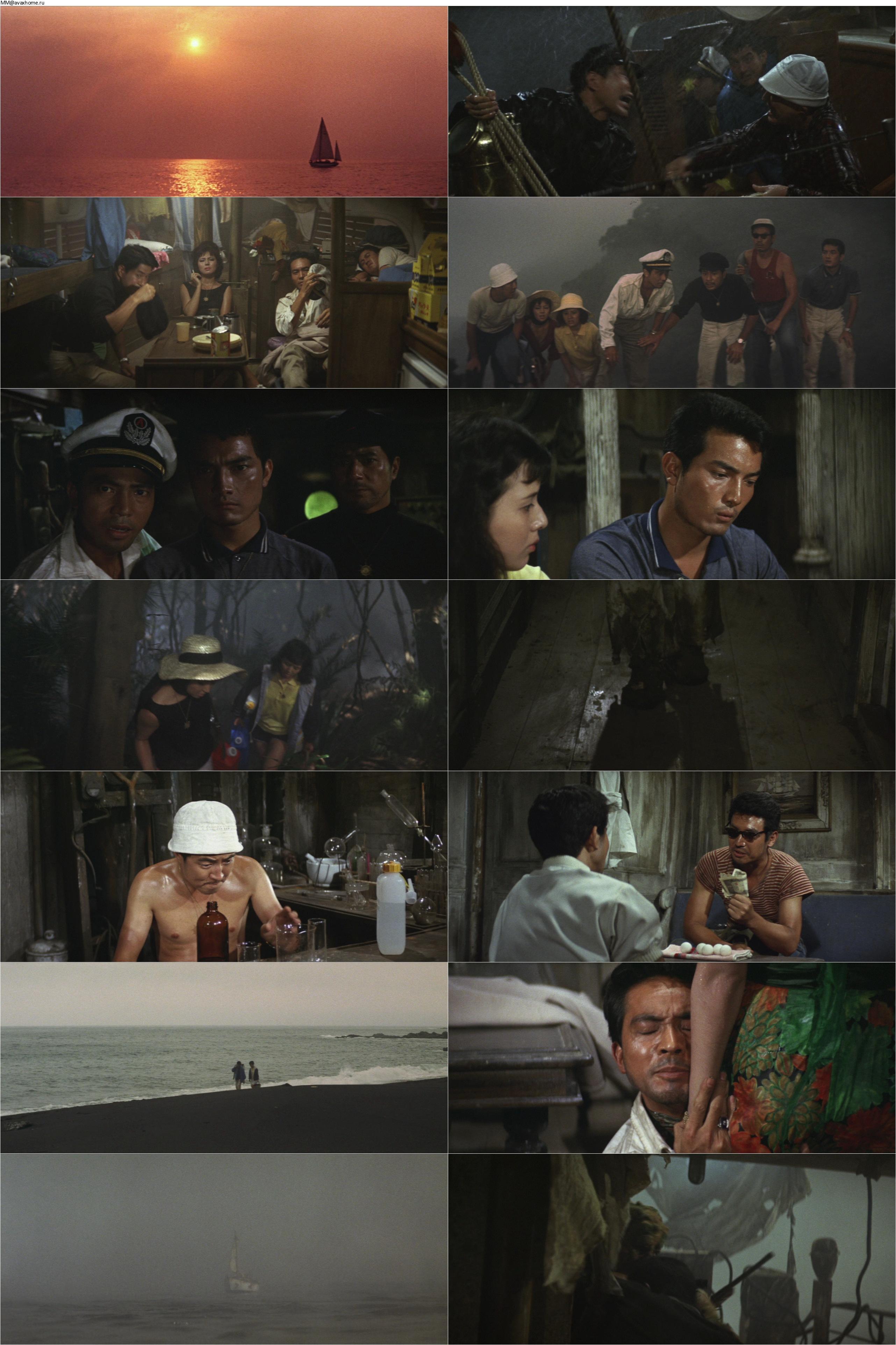 Matango (1963) Matango: Attack of the Mushroom People
