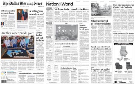 The Dallas Morning News – June 17, 2021