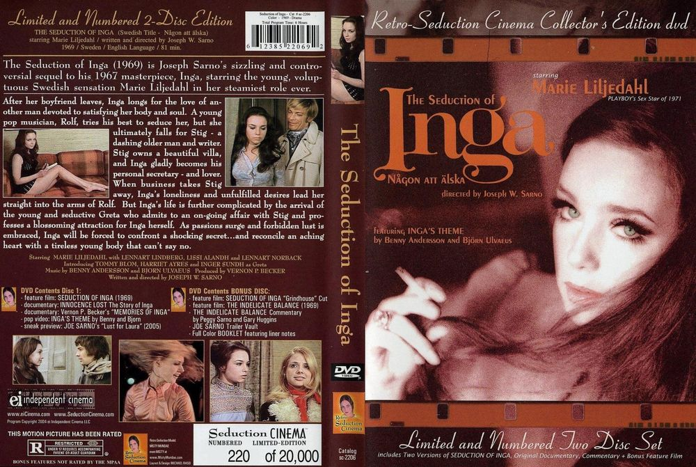 The Seduction of Inga (1971) [Collector's Edition] [ReUP]