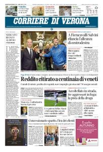 Corriere di Verona – 08 novembre 2019