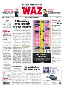 WAZ Westdeutsche Allgemeine Zeitung Oberhausen-Sterkrade - 25. Januar 2019