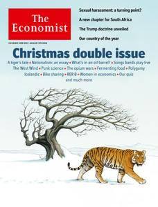 The Economist Europe - December 21, 2017