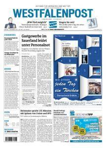 Westfalenpost Wetter - 01. Dezember 2017