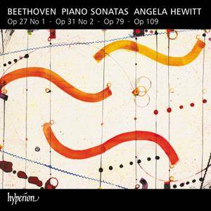 Angela Hewitt - Beethoven - Piano Sonatas Volume 7 (2018) [Official Digital Download 24/96]