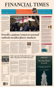 Financial Times Asia - February 24, 2021