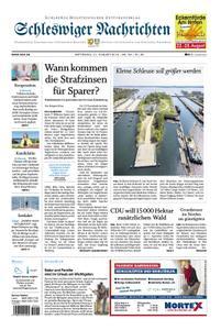 Schleswiger Nachrichten - 21. August 2019