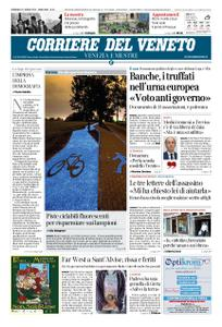 Corriere del Veneto Venezia e Mestre – 21 aprile 2019