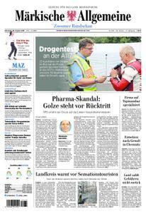 Märkische Allgemeine Zossener Rundschau - 28. August 2018