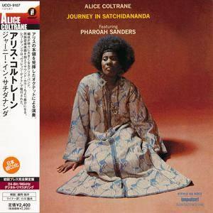 Alice Coltrane - Journey in Satchidananda (1971) Japanese Remastered Reissue 2004