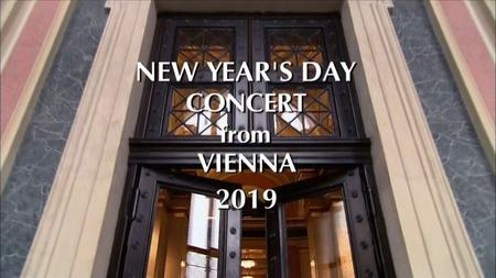 BBC - New Year's Day Concert Live from Vienna (2019)