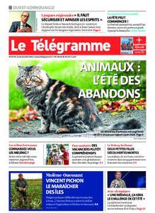 Le Télégramme Ouest Cornouaille – 22 juillet 2021