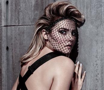Elisha Cuthbert by Chris Nicholls for Fashion Magazine April 2015