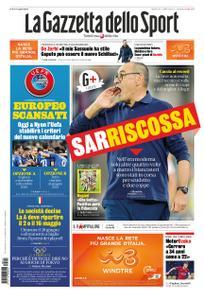 La Gazzetta dello Sport Roma – 17 marzo 2020