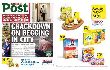 Nottingham Post – January 11, 2018