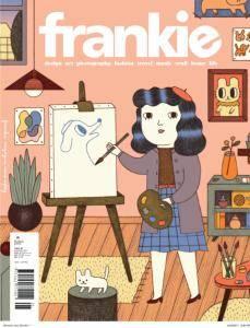 frankie Magazine - November-December 2017