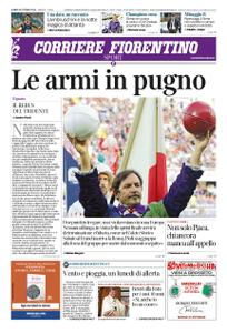 Corriere Fiorentino La Toscana – 29 ottobre 2018