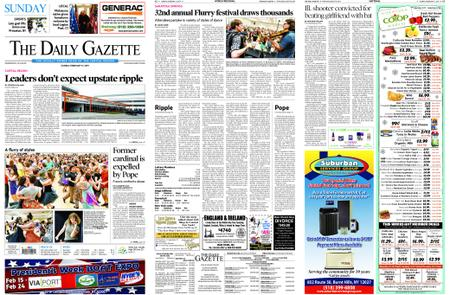 The Daily Gazette – February 17, 2019