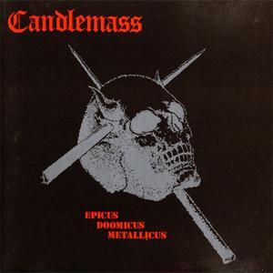 Candlemass - Epicus Doomicus Metallicus (1986) {1988 Black Dragon/Leviathan}