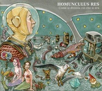 Homunculus Res - Come Si Diventa Ciò Che Si Era (2015)