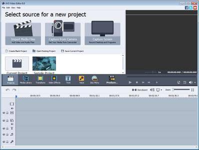 AVS Video Editor 8.0.2.302 Portable
