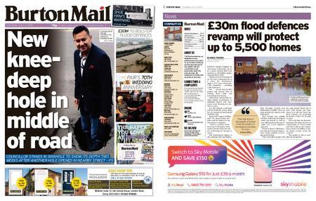 Burton Mail – July 02, 2019