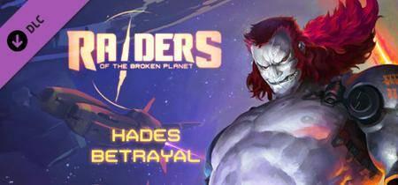 Raiders of the Broken Planet Hades Betrayal (2018)