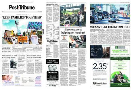 Post-Tribune – July 01, 2018