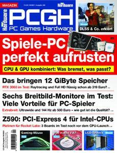 PC Games Hardware – April 2021