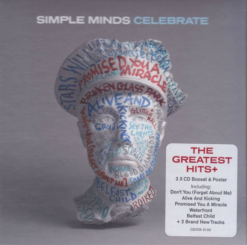Simple Minds - Celebrate: Greatest Hits (2013) [3CD Box Set] Repost