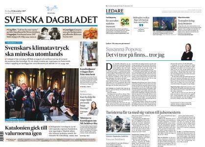 Svenska Dagbladet – 22 december 2017