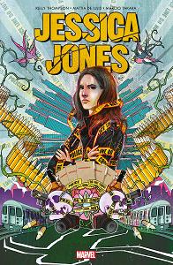 Jessica Jones - Angle Mort