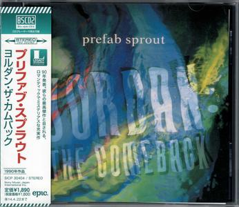 Prefab Sprout - Jordan: The Comeback (1990) {2013, Blu-Spec CD2, Remastered, Japan}