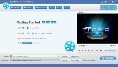 Tipard Video Converter Ultimate 9.2.56 Multilingual