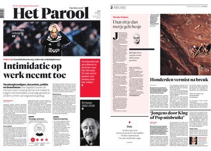 Het Parool – 28 januari 2019