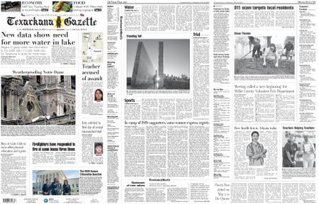 The Texarkana Gazette – April 24, 2019