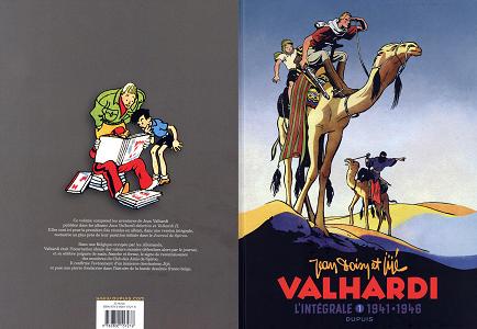 Valhardi - Intégrale 1 - 1941-1946