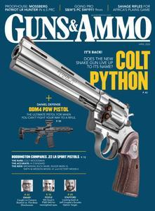 Guns & Ammo – April 2020
