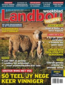 Landbouweekblad - 24 September 2020