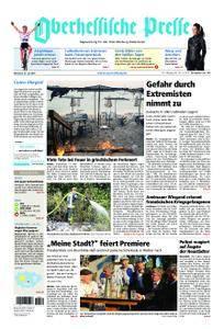 Oberhessische Presse Marburg/Ostkreis - 25. Juli 2018