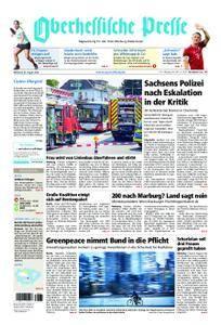 Oberhessische Presse Marburg/Ostkreis - 29. August 2018
