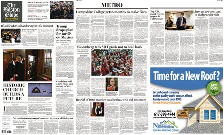 The Boston Globe – June 08, 2019