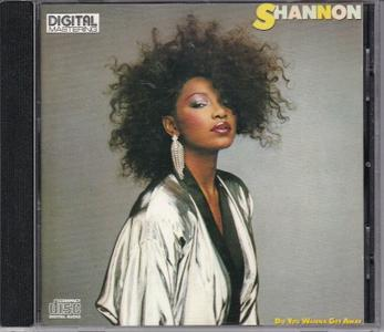 Shannon - Do You Wanna Get Away (1985) {Japan for Europe}