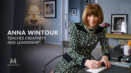 MasterClass - Anna Wintour Teaches Creativity and Leadership [1080/540p]