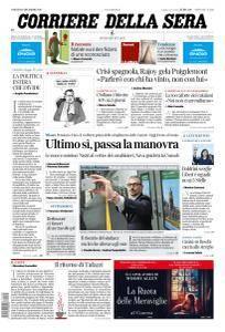 Corriere della Sera - 23 Dicembre 2017