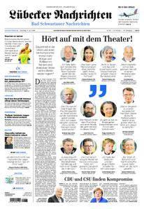 Lübecker Nachrichten Bad Schwartau - 03. Juli 2018