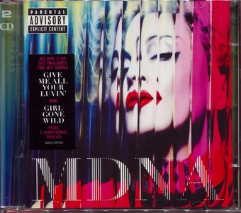 Madonna - MDNA (2012) [2CD, Deluxe Edition]